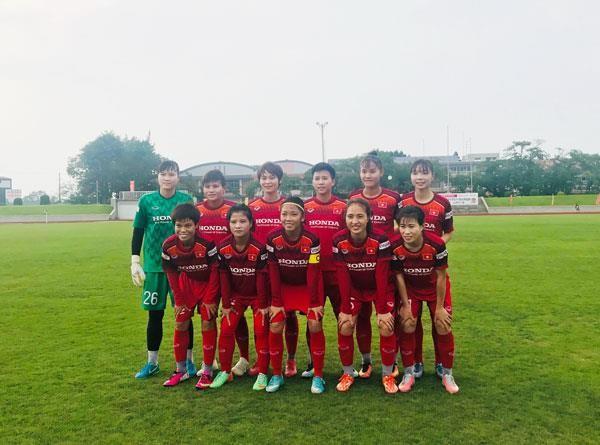 Tuyển Việt Nam thua nặng CLB Nhật Bản 0-3 - ảnh 1