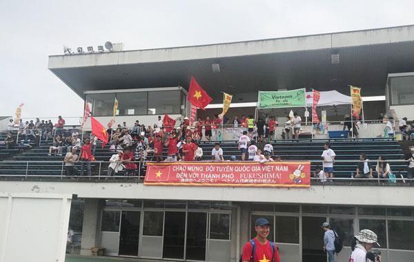 Tuyển Việt Nam thua nặng CLB Nhật Bản 0-3 - ảnh 2