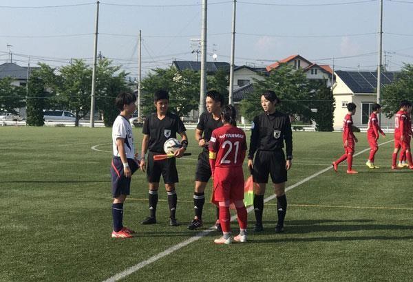 Tuyển Việt Nam thua nặng CLB Nhật Bản 0-3 - ảnh 3