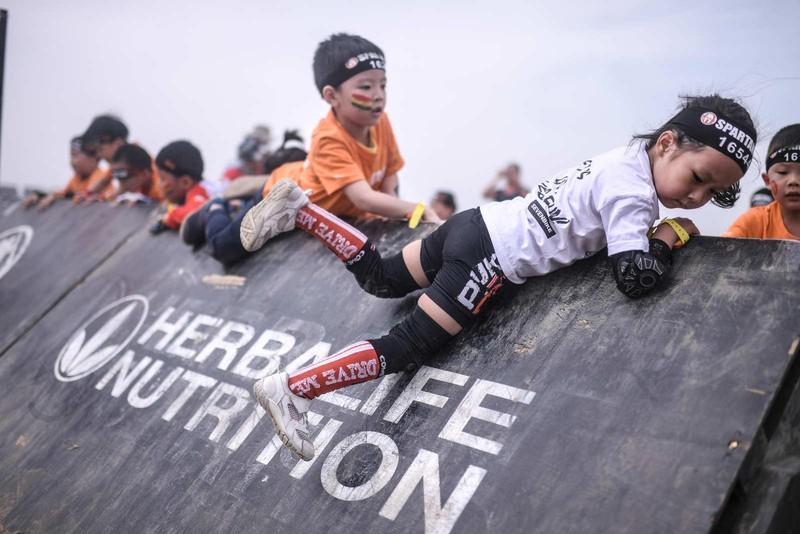 Spartan Race - chạy vượt chướng ngại vật lớn nhất thế giới - ảnh 6