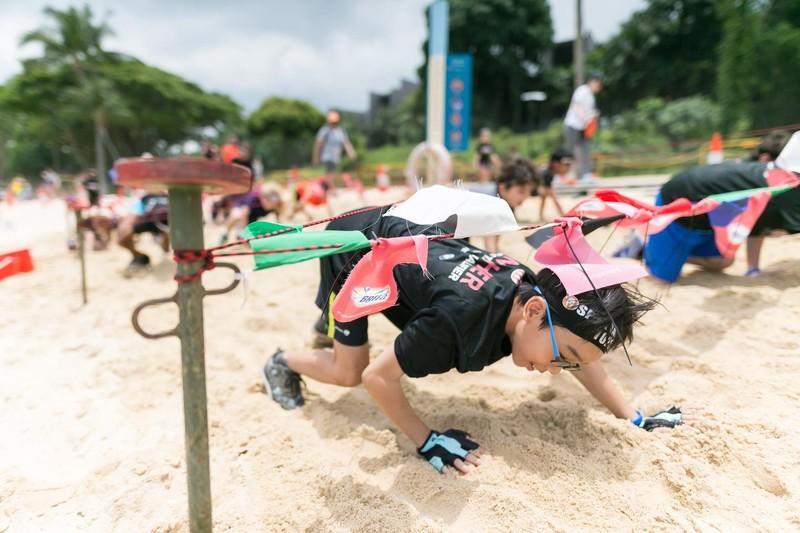 Spartan Race - chạy vượt chướng ngại vật lớn nhất thế giới - ảnh 11