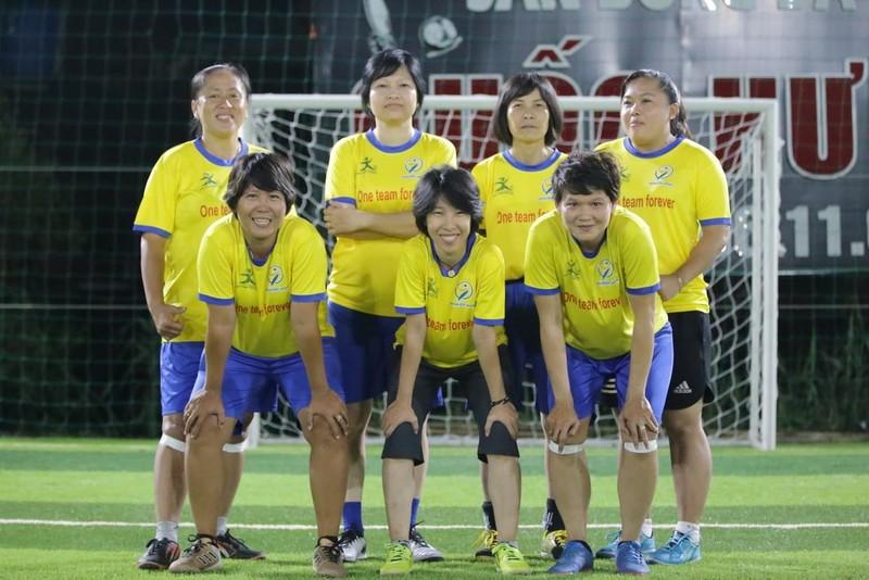 Tình yêu bất tận của những cựu tuyển thủ nữ Việt Nam - ảnh 5