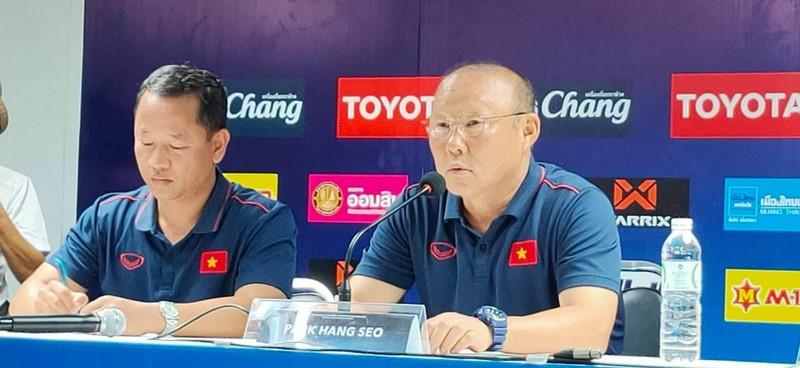HLV Park Hang-seo: 'Thái Lan sẽ gặp nhiều khó khăn hơn!' - ảnh 1