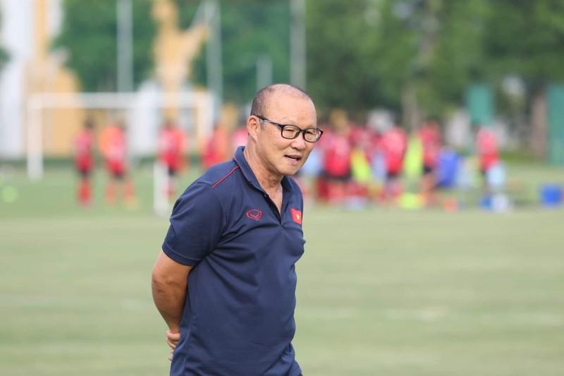 Sau trận hòa Thái, ông Park 'đấu tay đôi' Guus Hiddink - ảnh 2