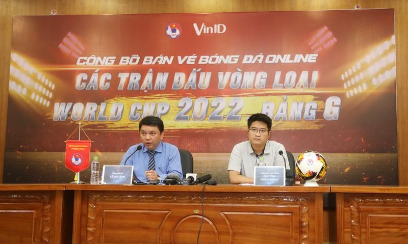 Bất ngờ giá vé xem học trò ông Park đá vòng loại World Cup - ảnh 1