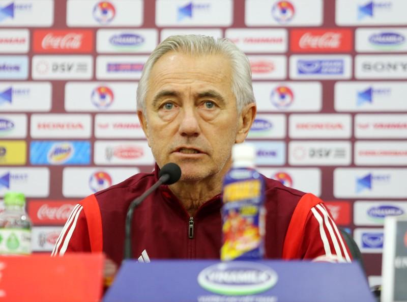 Ông Marwijk không sợ thua ở Mỹ Đình, ông Park không mắc bẫy - ảnh 2