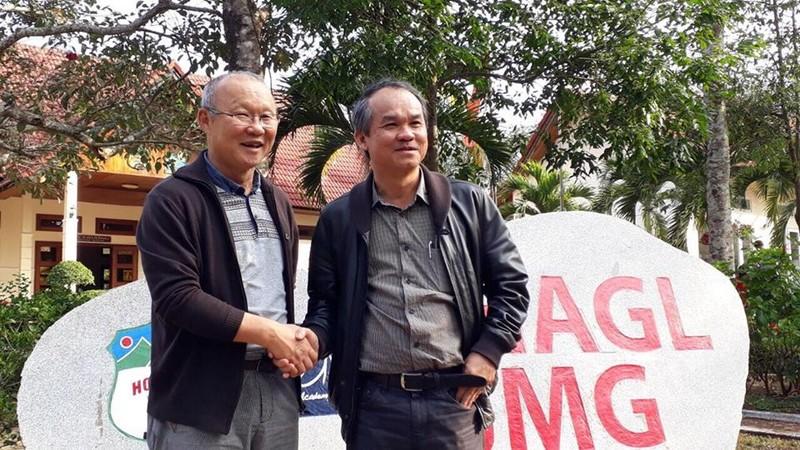 Bầu Đức, ông Park và duyên phận với bóng đá Việt Nam - ảnh 2