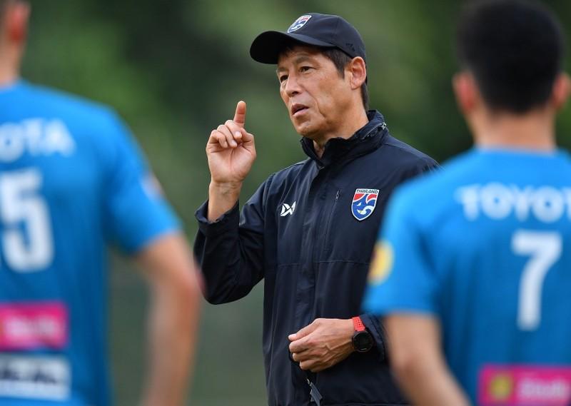 Ông Park chưa thắng, tuyển Thái chưa thua ở sân Mỹ Đình - ảnh 3