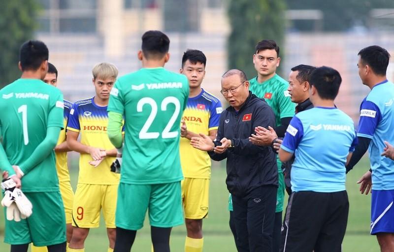 Bầu Đức, ông Park và duyên phận với bóng đá Việt Nam - ảnh 1