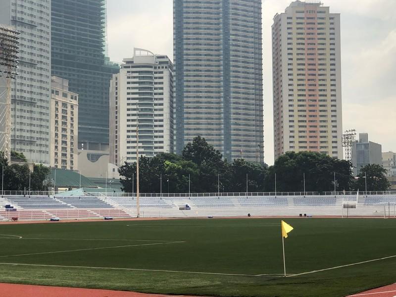 Rizal Memorial chờ thầy trò ông Park đá chung kết SEA Games - ảnh 7