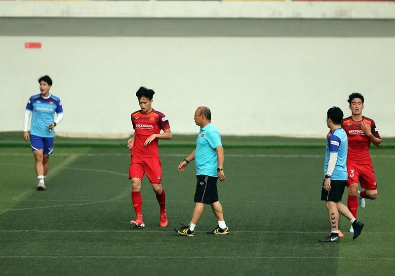 Ông Park: 'Tôi có nhiều niềm tin về ngôi vô địch SEA Games!' - ảnh 4
