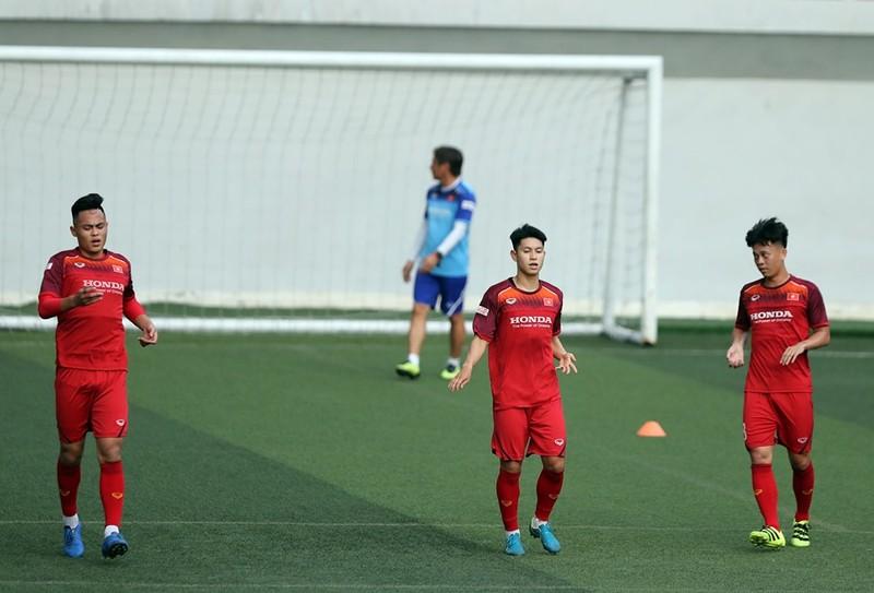 Ông Park: 'Tôi có nhiều niềm tin về ngôi vô địch SEA Games!' - ảnh 6