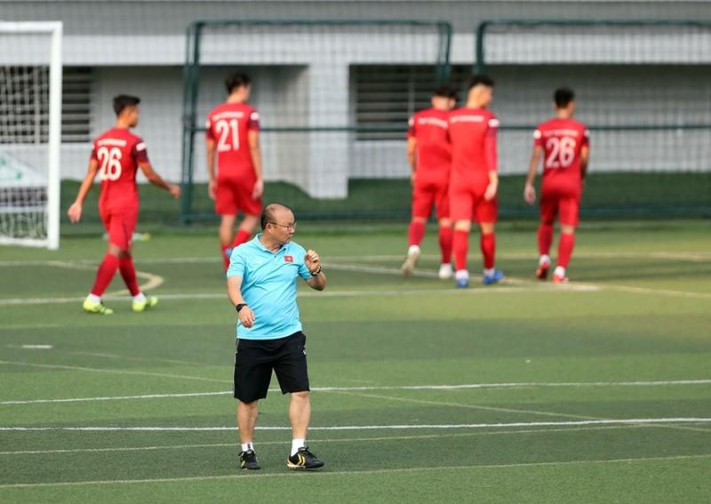 Ông Park: 'Tôi có nhiều niềm tin về ngôi vô địch SEA Games!' - ảnh 5