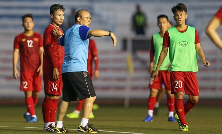 Đội trưởng Quang Hải có thể không đá trận ra quân gặp Brunei - ảnh 1