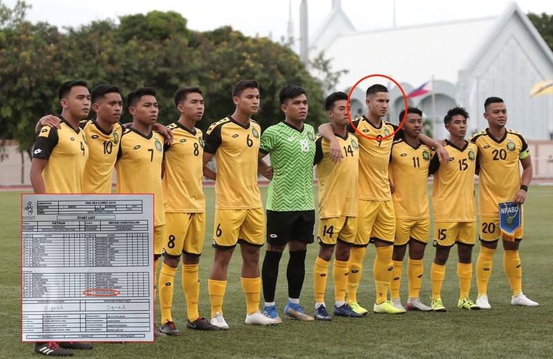 Lạ lùng 'ao làng' SEA Games: Cầu thủ không đăng ký vẫn ra sân  - ảnh 1