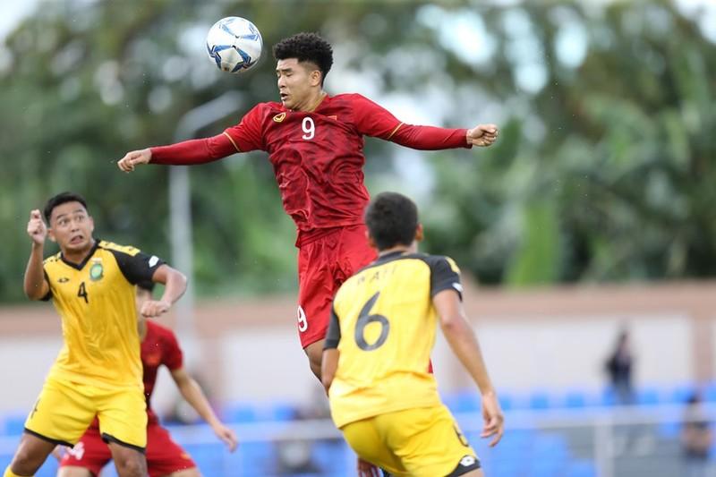 Hiệu ứng từ các tuyển thủ quốc gia trong màu áo U-22 Việt Nam - ảnh 1