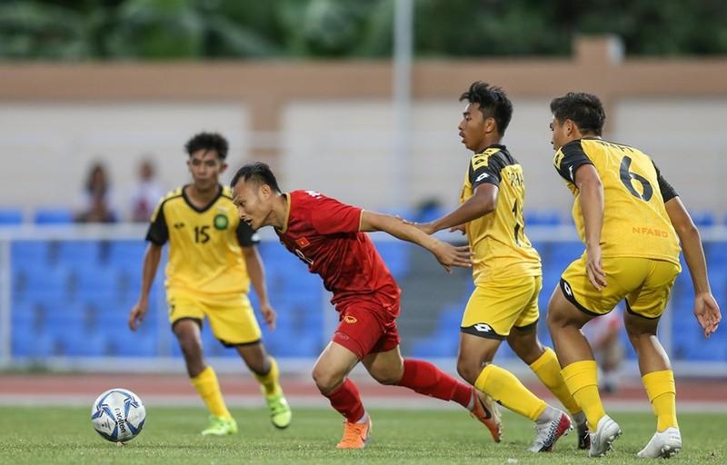 Ông Park tung ra đội hình xuất phát mạnh nhất đấu Indonesia - ảnh 2
