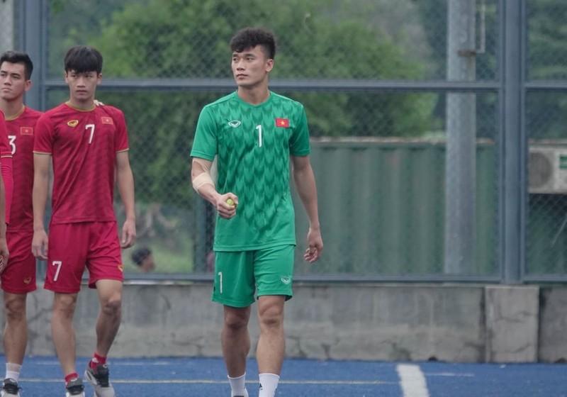 Thầy trò ông Park thư thái trước trận quyết đấu Singapore - ảnh 11