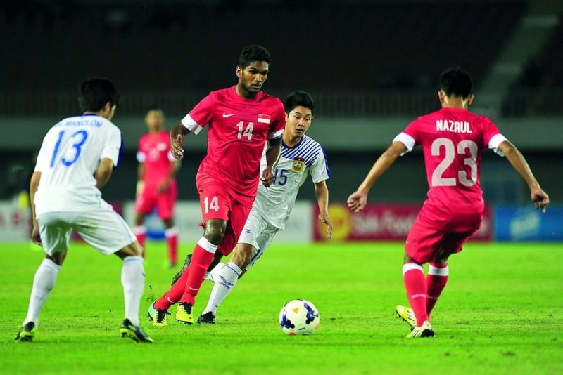 Học trò ông Park bắt buộc ghi nhiều bàn vào lưới Singapore - ảnh 2