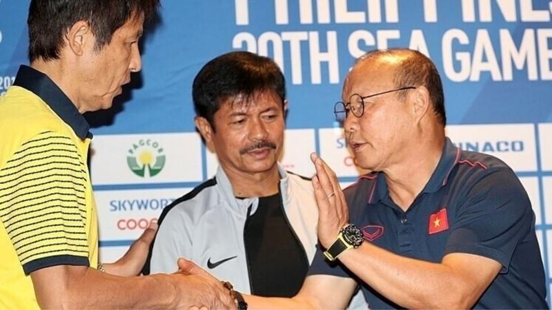 HLV Nishino do thám ông Park và nỗi hổ thẹn của bóng đá Thái - ảnh 3