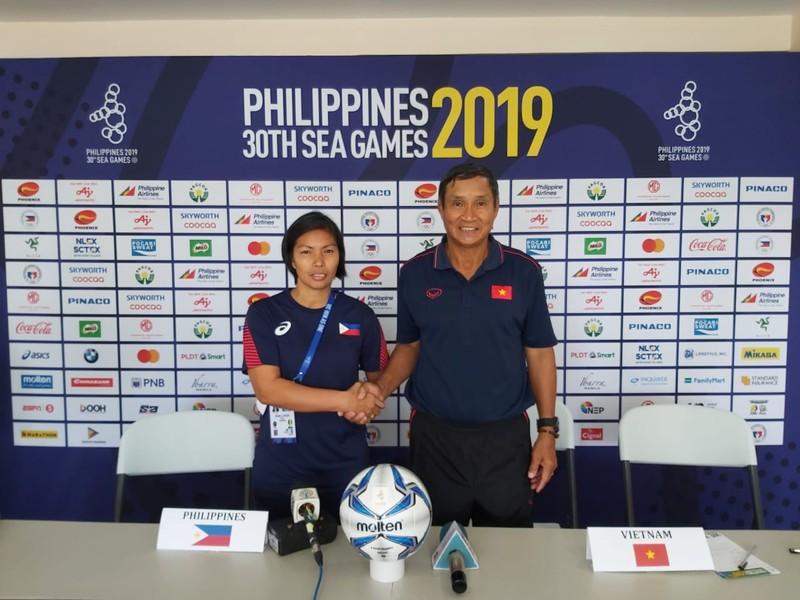 Thầy trò ông Chung rộng cửa thắng Philippines ở bán kết - ảnh 2