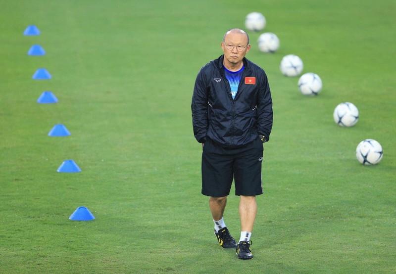 Ông Park chọn đội hình giỏi phòng ngự đối đầu Thái Lan - ảnh 1