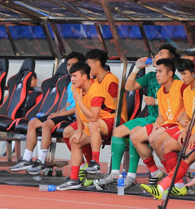 Vì sao ông Park không tiếp tục cho Quang Hải chơi SEA Games? - ảnh 1