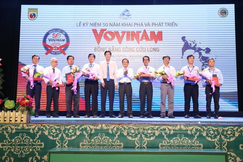 Tự hào 50 năm khai phá và phát triển Vovinam ĐBSCL - ảnh 4