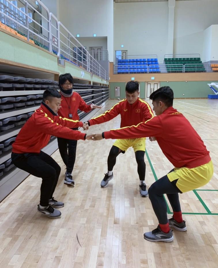 Ông Park giấu bài, U-23 VN không thể thắng Sinh viên Yeongnam - ảnh 3