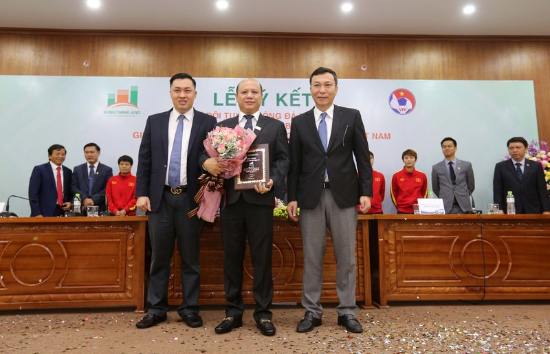 100 tỉ đồng giúp tuyển nữ Việt Nam đá cúp thế giới - ảnh 4