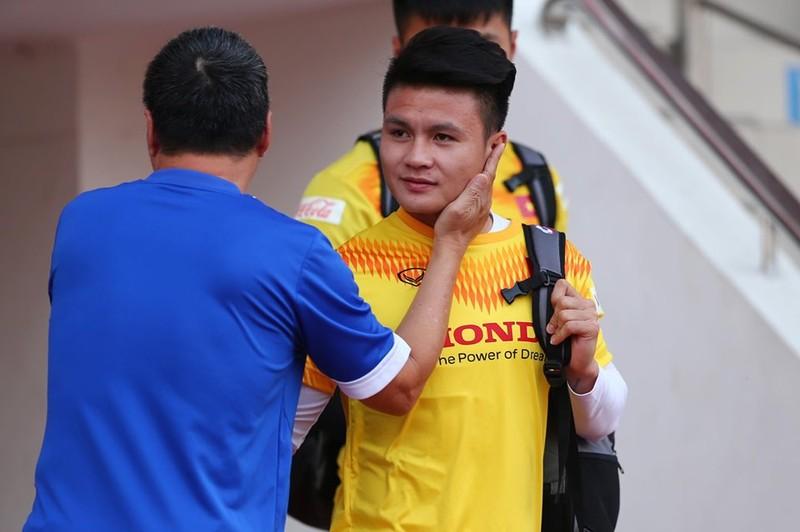 Quang Hải trở lại, thầy Park sẽ loại thêm hai cầu thủ nữa - ảnh 1