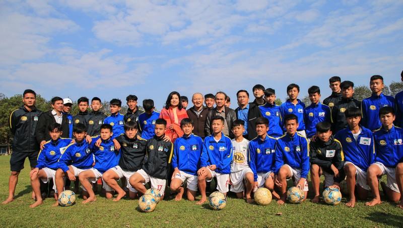 Ông Park muốn về hưu ở một học viện bóng đá trẻ tại Việt Nam - ảnh 1