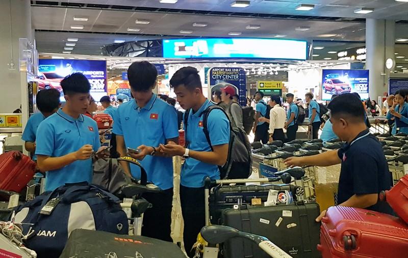 Ông Park đau đầu khi vắng Đình Trọng ở giải U-23 châu Á - ảnh 2