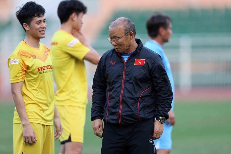 Ông Park đau đầu khi vắng Đình Trọng ở giải U-23 châu Á - ảnh 1