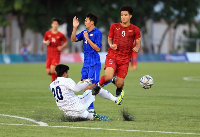 Thua Bahrain 1-2, thầy trò ông Park chấm dứt kỷ lục bất bại - ảnh 3