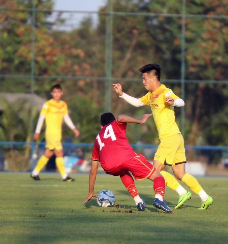 Sau chuỗi bất bại, thầy trò ông Park học cách thua để… lớn hơn - ảnh 4