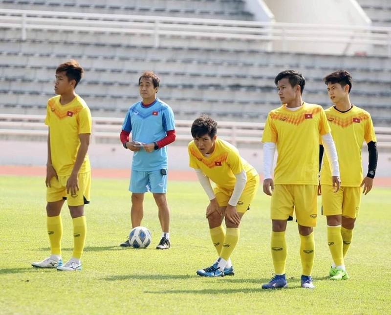 Quang Hải và đồng đội thanh thản trước trận đấu khó Triều Tiên - ảnh 5