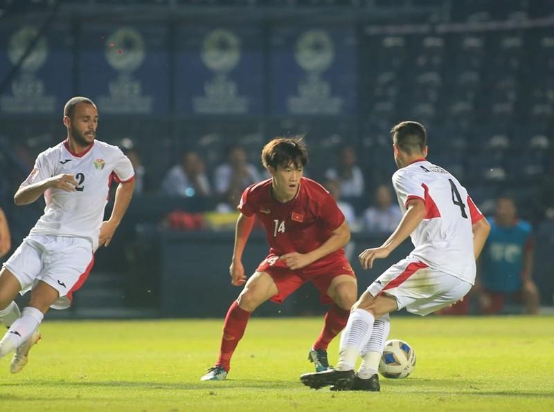 Quang Hải và đồng đội thanh thản trước trận đấu khó Triều Tiên - ảnh 7