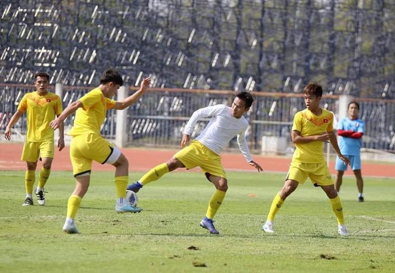 Quang Hải và đồng đội thanh thản trước trận đấu khó Triều Tiên - ảnh 6