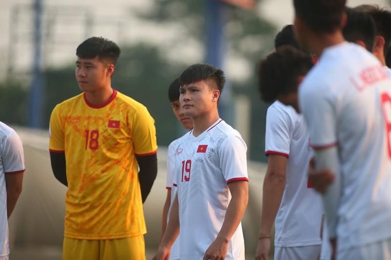 Quang Hải: 'Anh em cần sút cầu môn Triều Tiên nhiều hơn nữa!' - ảnh 4