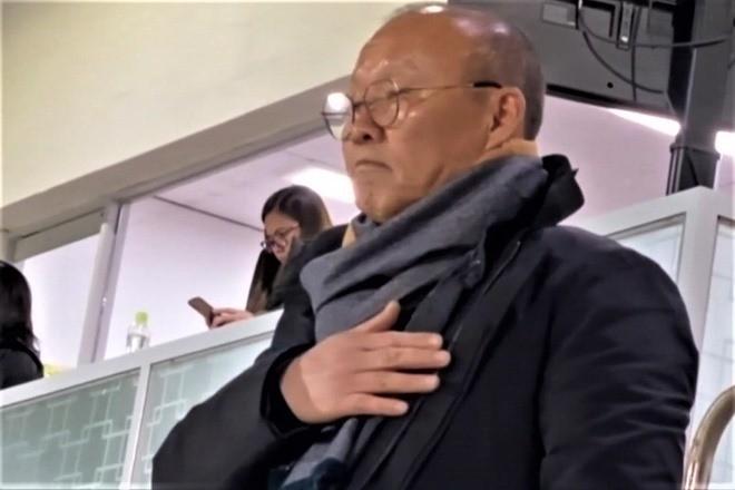 Khi nào ông Park trở lại Việt Nam? - ảnh 1