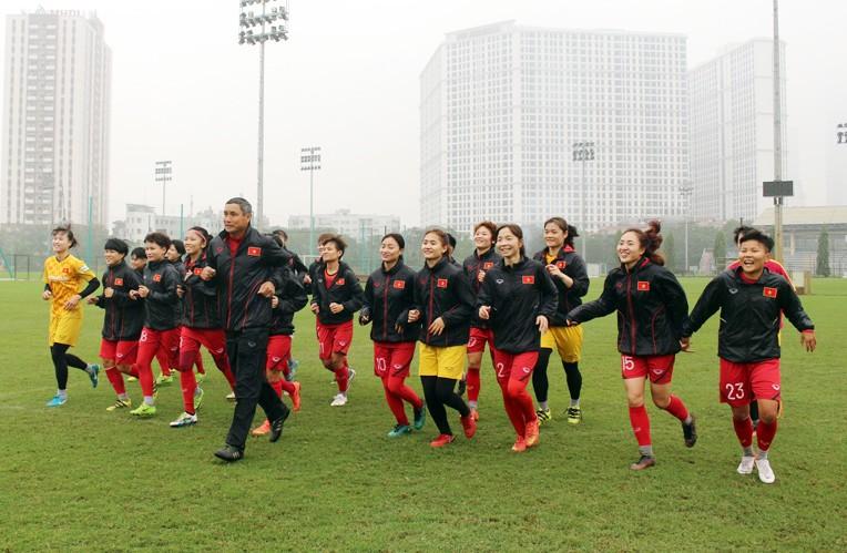 Tuyển Việt Nam làm mới mình cho giấc mơ Olympic - ảnh 1