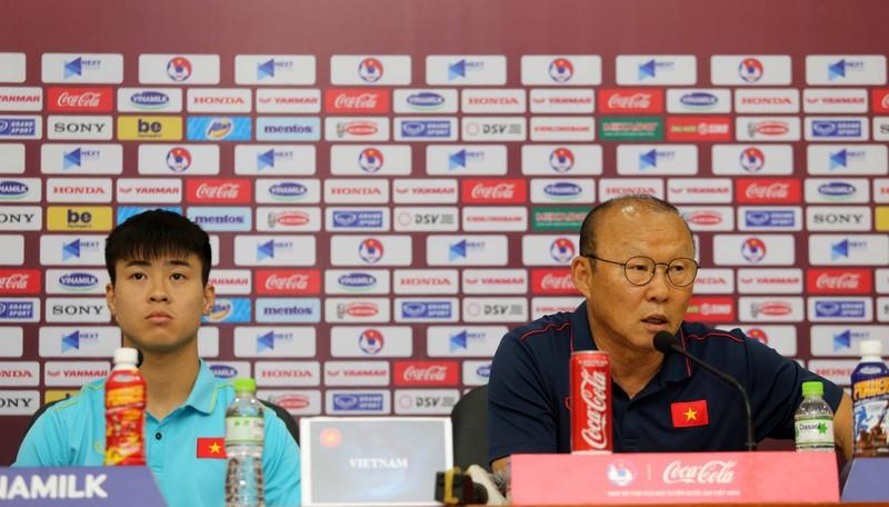 Thầy Park tiếc nuối vì thất bại ở giải U-23 châu Á - ảnh 3
