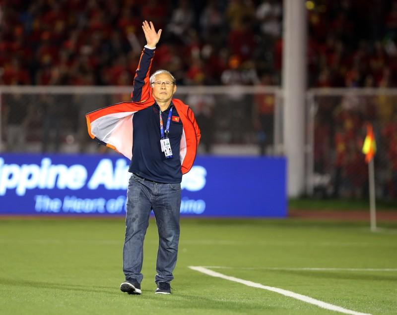 Thầy Park tiếc nuối vì thất bại ở giải U-23 châu Á - ảnh 1