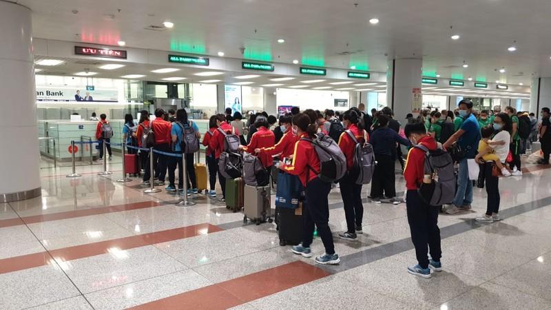 Tuyển Úc và Việt Nam bay cùng chuyến chuẩn bị tái đấu play off - ảnh 3