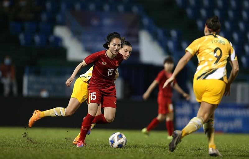 Việt Nam - Úc: Huỳnh Như phá lưới đội hạng 7 thế giới  - ảnh 10