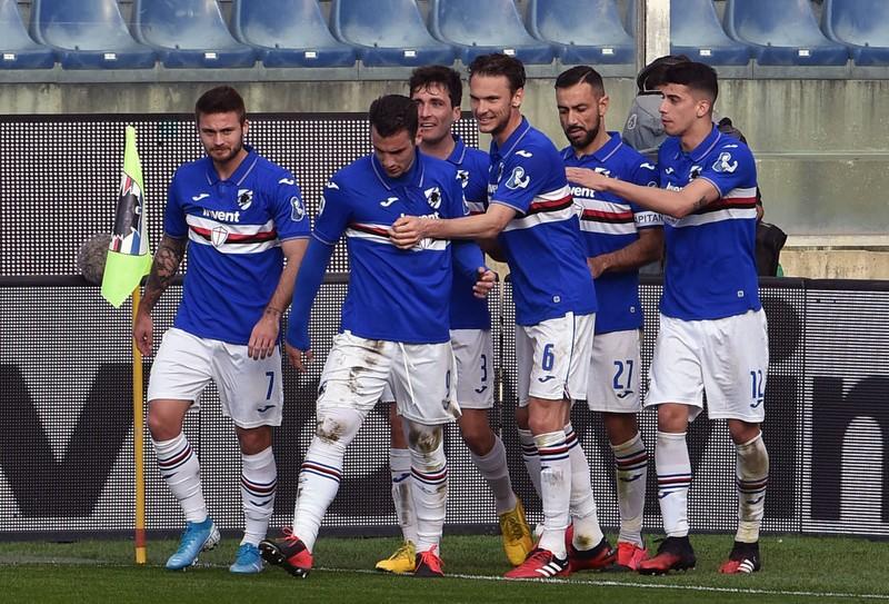 Ý: Thêm 4 cầu thủ Sampdoria và bác sĩ dương tính với COVID-19 - ảnh 2