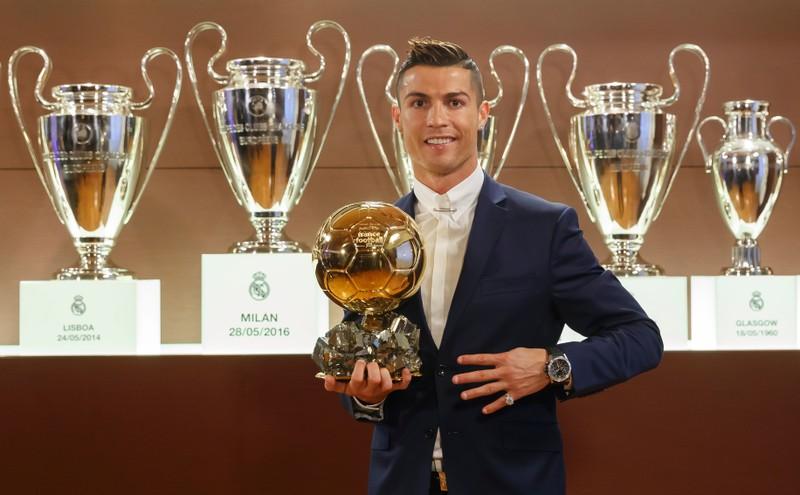 Những chuyện ít người biết về trái tim nhân ái của Ronaldo - ảnh 3