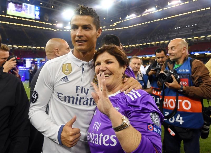 Những chuyện ít người biết về trái tim nhân ái của Ronaldo - ảnh 6