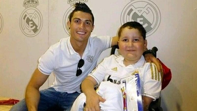 Những chuyện ít người biết về trái tim nhân ái của Ronaldo - ảnh 4